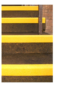 SAFE STEP Stair Nosing